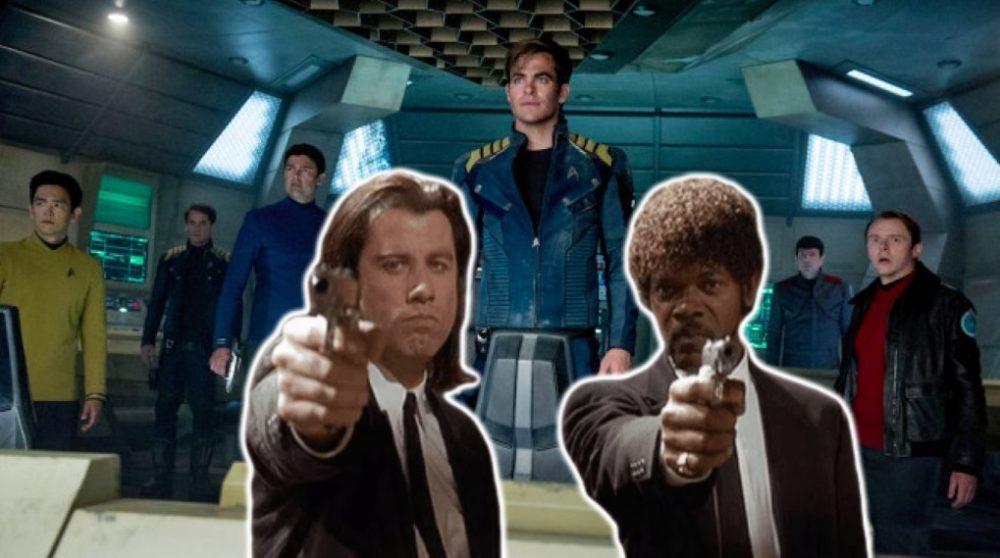 Star Trek 4 Tarantino handling status / Filmz.dk