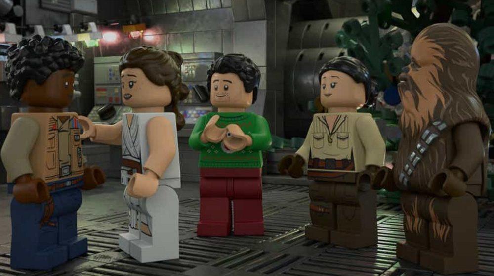 Star Wars LEGO Holiday Disney Plus / Filmz.dk