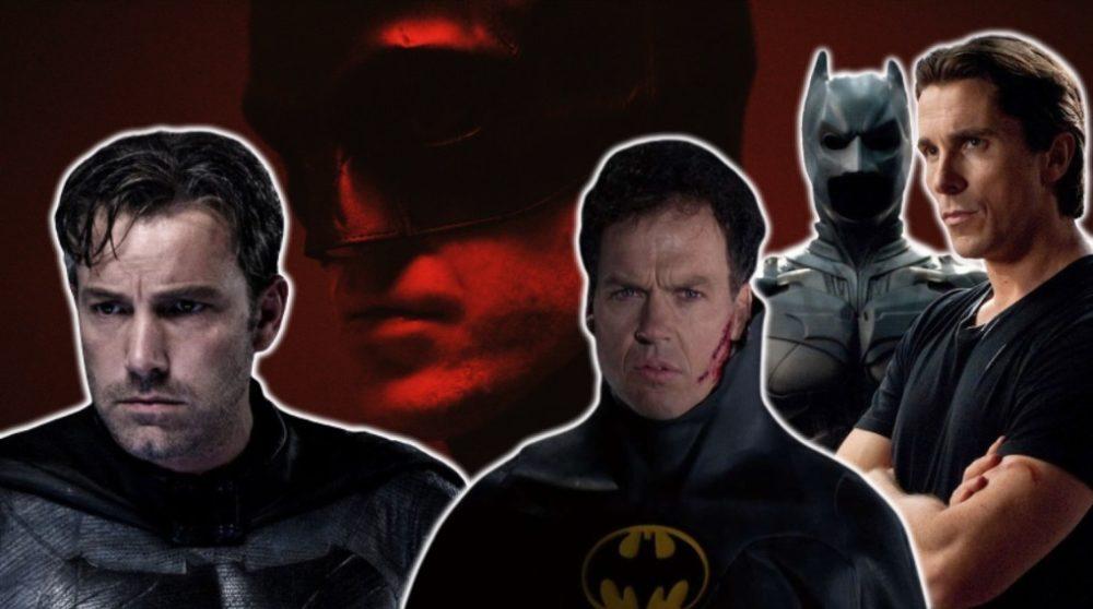 The Flash multivers Batman / Filmz.dk