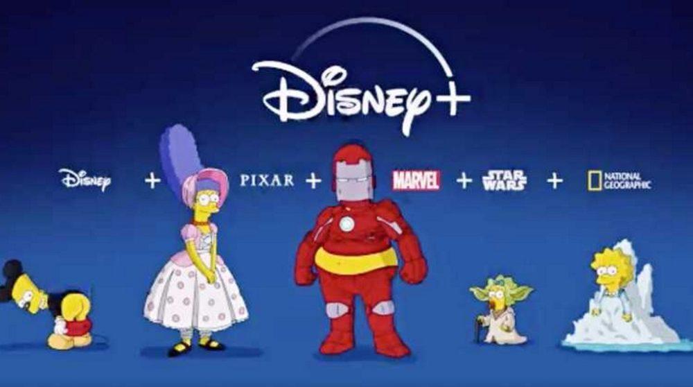 The Simpsons Disney Plus Danmark / Filmz.dk