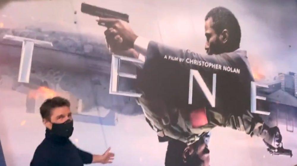Tom Cruise biograf Tenet / Filmz.dk