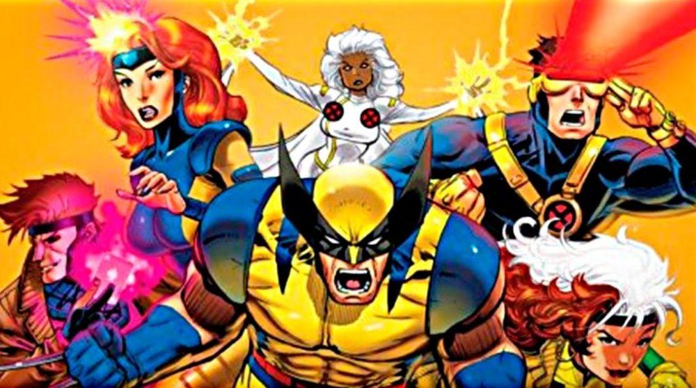 X-Men Animated Series Disney / Filmz.dk