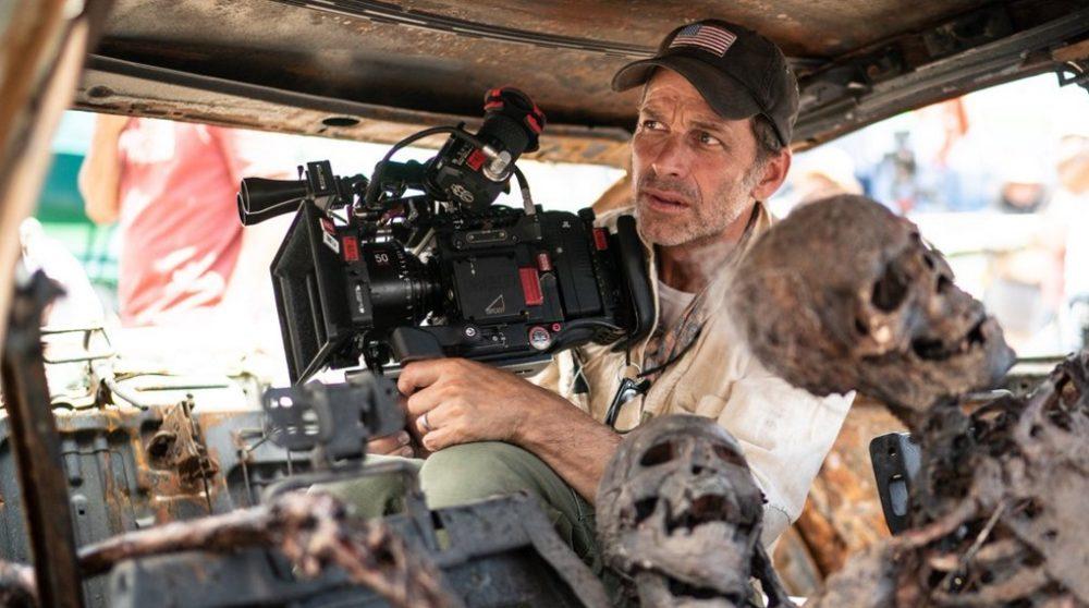 Zack Snyder Netflix sex overgreb Army of the Dead / Filmz.dk