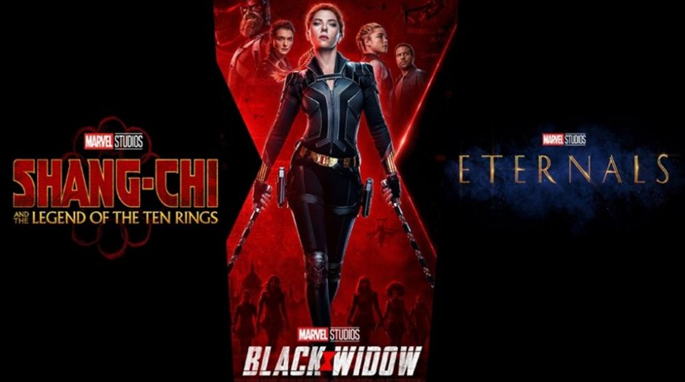 Black Widow Eternals Shang-Chi udskudt 2021 / Filmz.dk