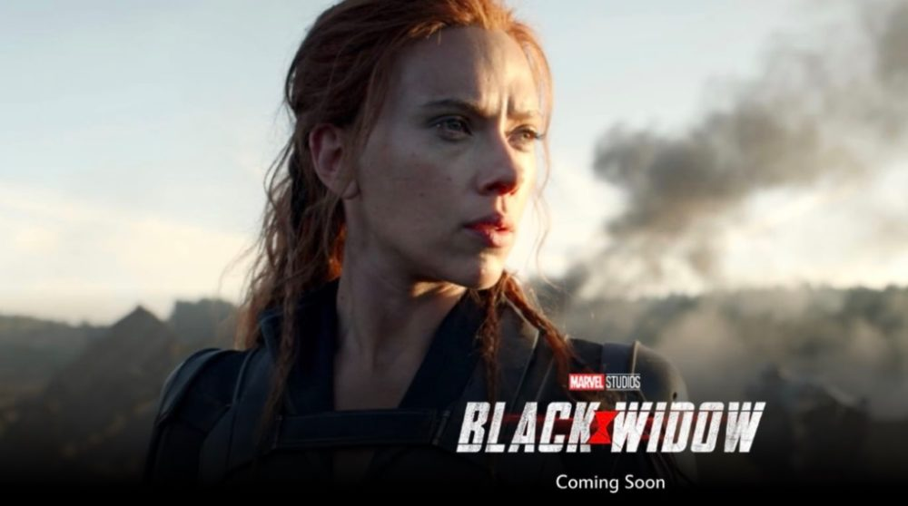 Black Widow fjernet premiereplan / Filmz.dk