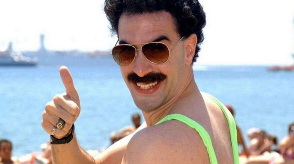 Borat 2 Amazon streaming / Filmz.dk