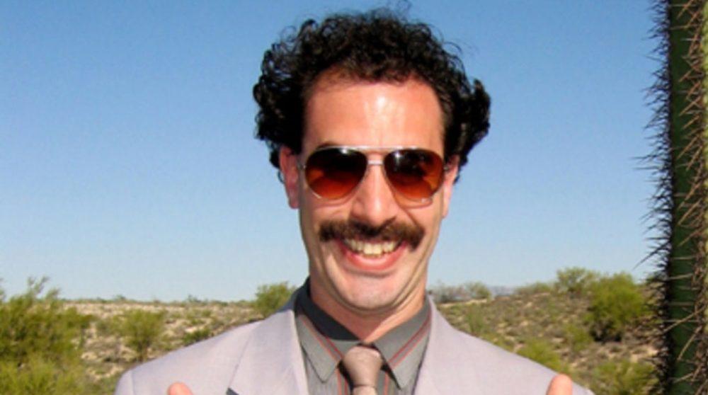 Borat 2 titel / Filmz.dk