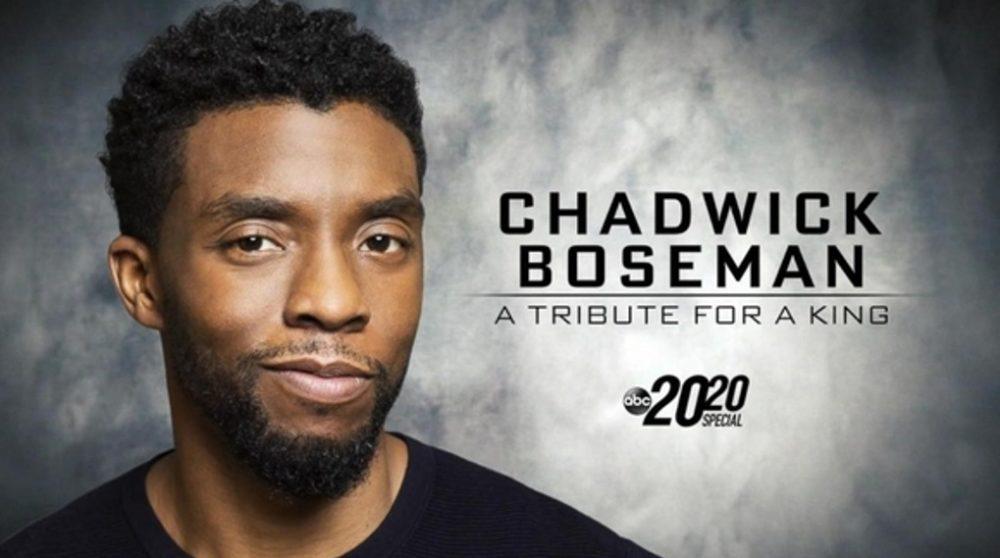 Chadwick Boseman hyldest Disney Plus / Filmz.dk