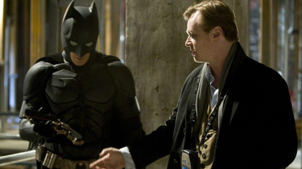 Christopher Nolan The Batman / Filmz.dk