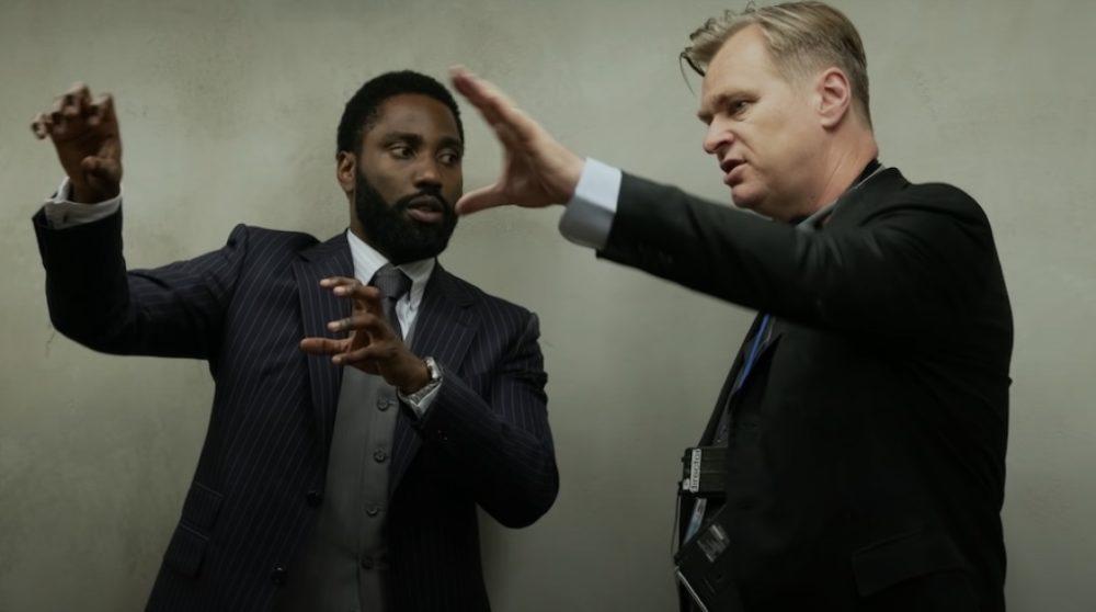 Christopher Nolan Tenet drive-in US / Filmz.dk