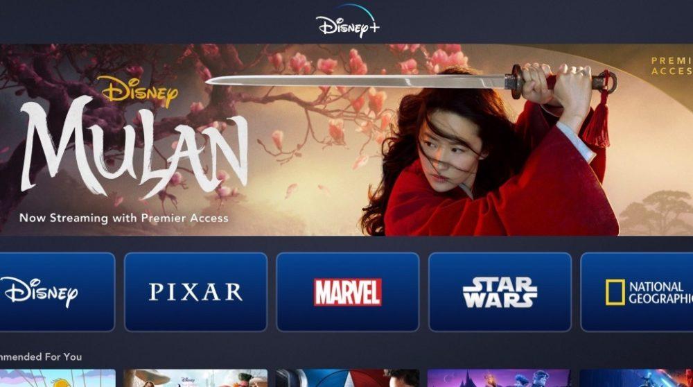 Data forkert fejl Disney Plus Mulan / Filmz.dk