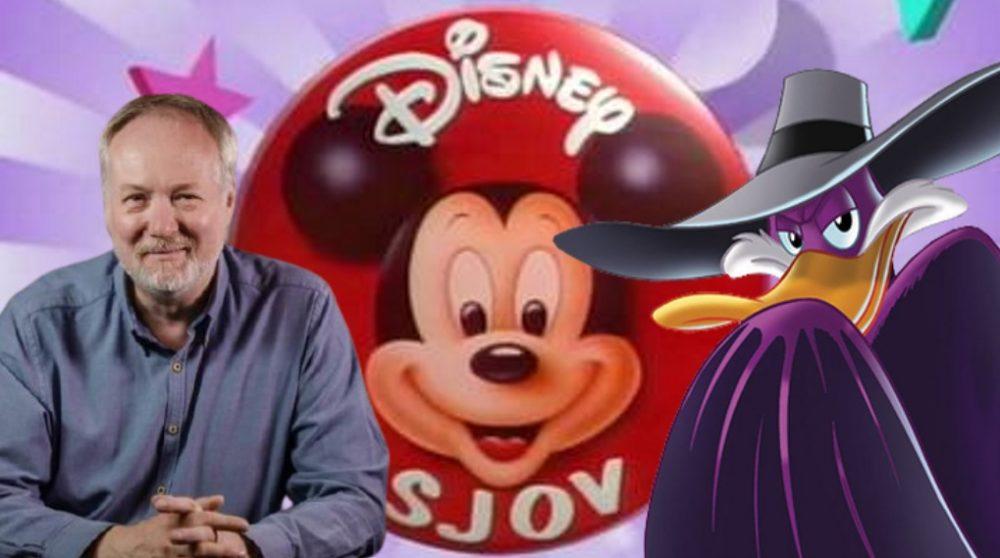 Disney Sjov Plus Jakob Stegelmann Darkwing Duck / Filmz.dk