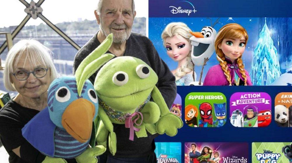 DR minisjang børneunivers Disney Plus / Filmz.dk