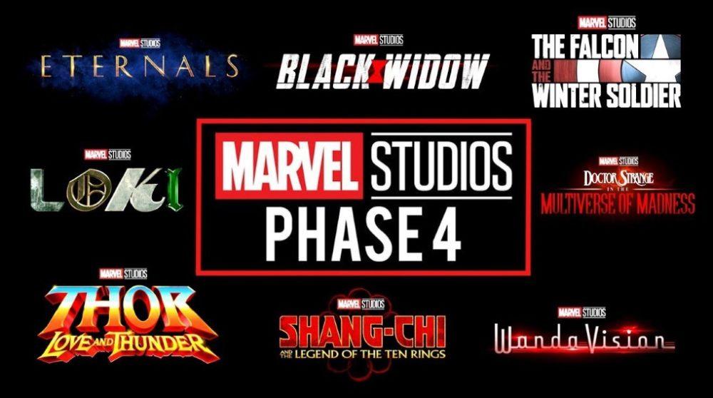 Ny rokade 2021 MCU Marvel premiere plan / Filmz.dk