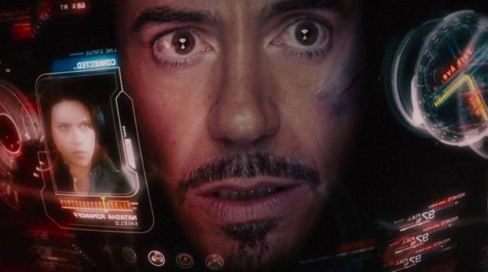 Iron Man telefon nummer / Filmz.dk