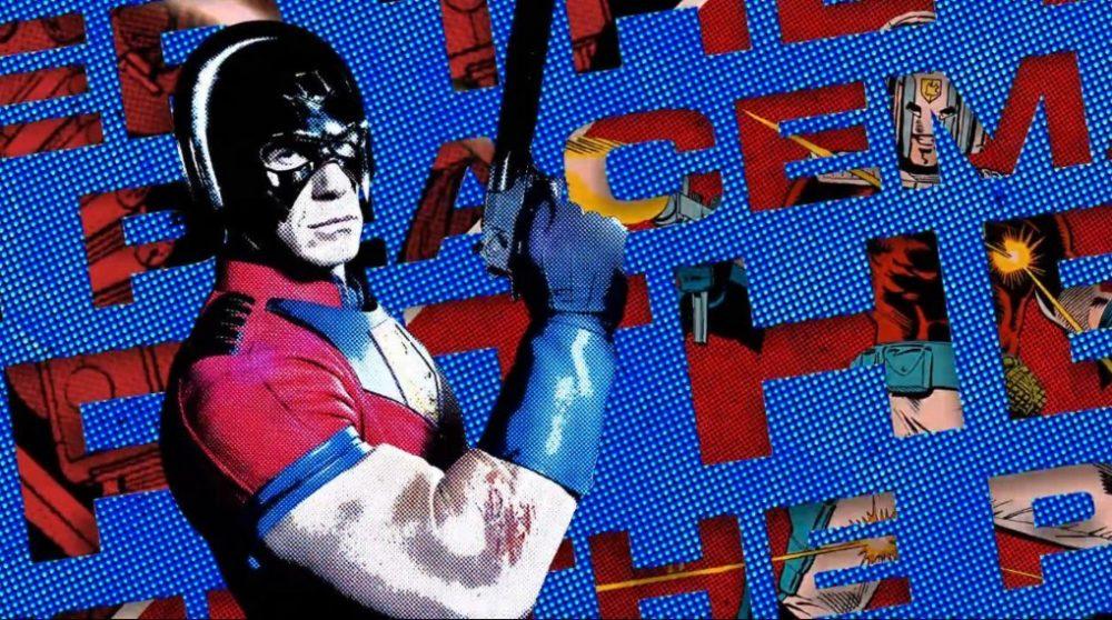 James Gunn Peacemaker corona DC / Filmz.dk