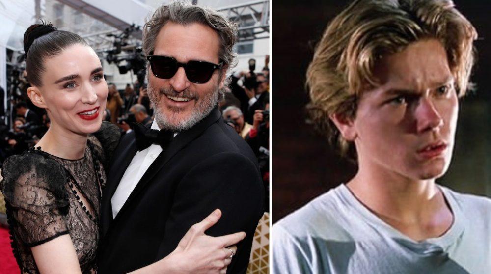 Joaquin Phoenix søn River / Filmz.dk