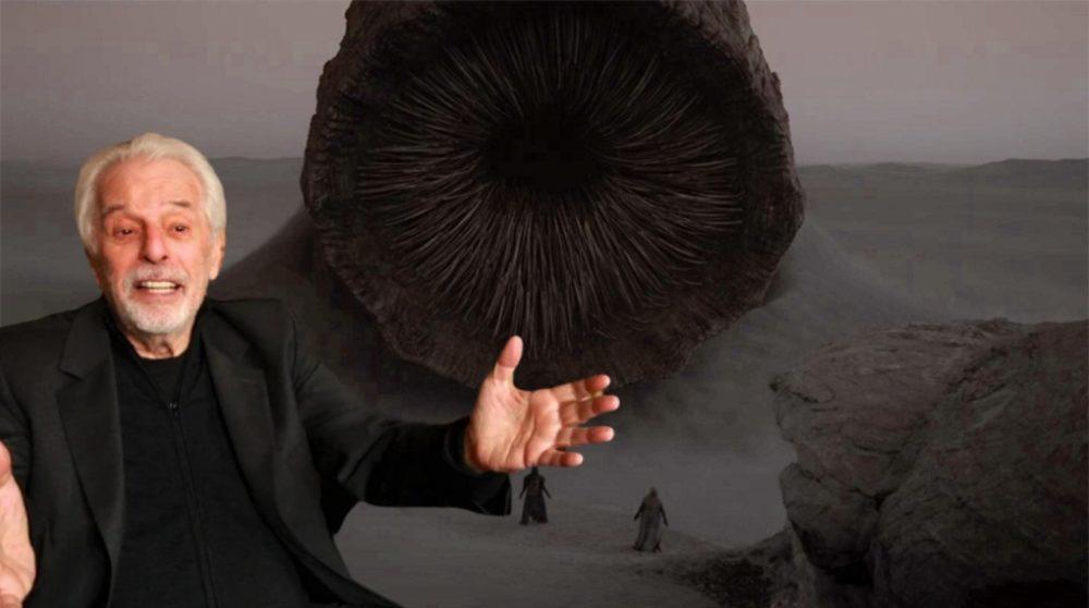 Jodorowsky Dune reagerer trailer / Filmz.dk