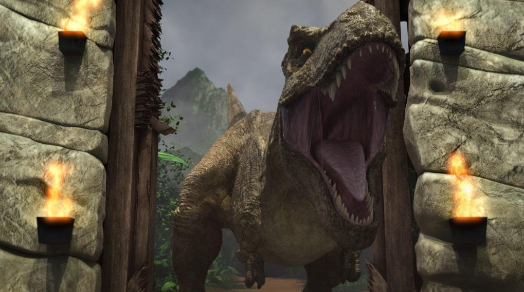 Jurassic World serie Netflix anmeldelse / Filmz.dk