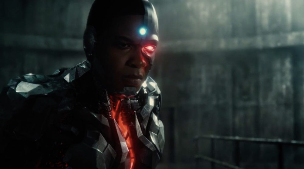 Justice League Ray Fisher kritik cameo flash / Filmz.dk