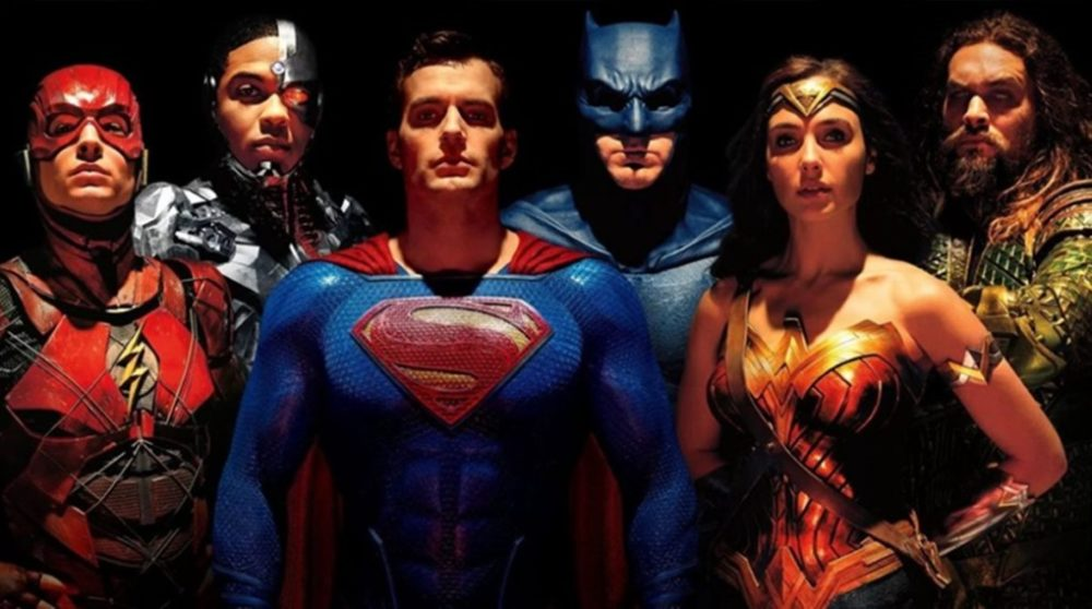 Justice League Zack Snyder reshoots HBO Max / Filmz.dk