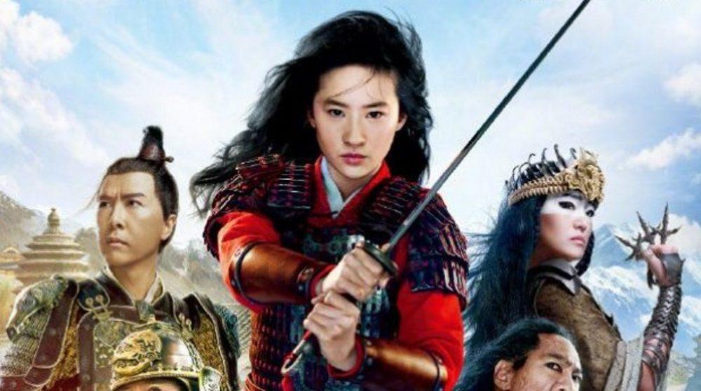Kina medier Mulan / Filmz.dk