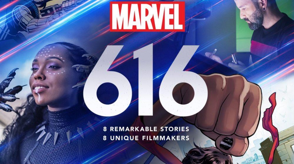 Marvel 616 trailer Disney Plus / Filmz.dk