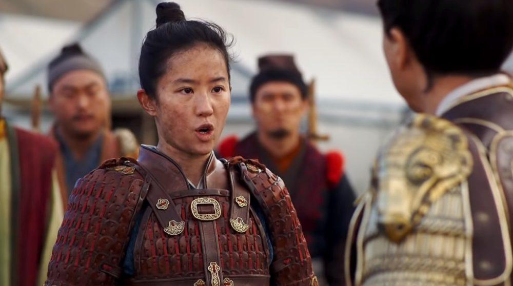 Mulan skuffer Kina / Filmz.dk