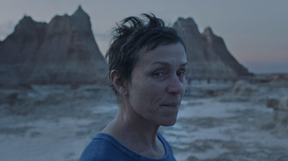 Nomadland Chloe Zhao Guldløve / Filmz.dk