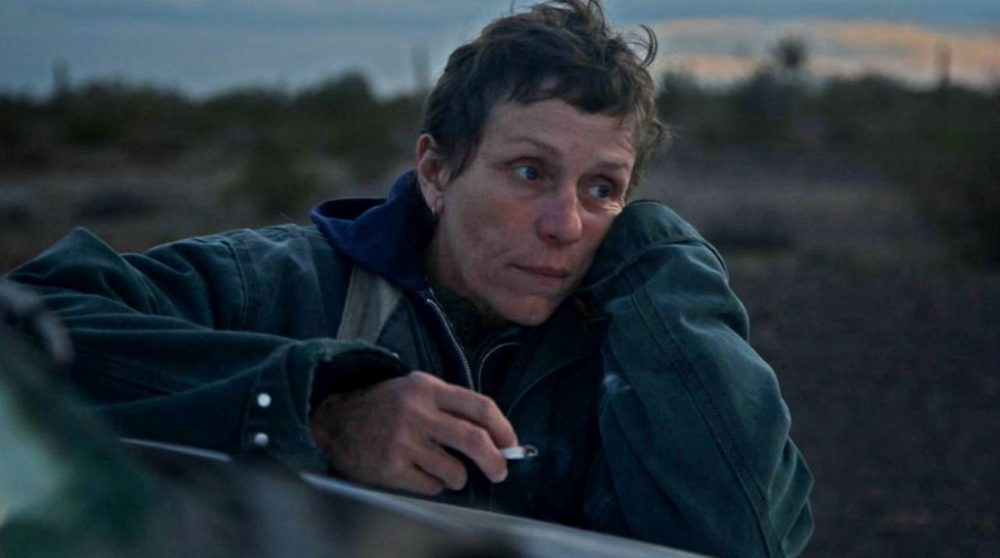 Nomadland Oscar favorit Toronto / Filmz.dk