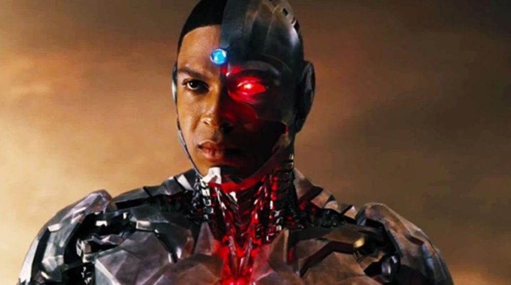Ray Fisher Cyborg afviser Justice League / Filmz.dk