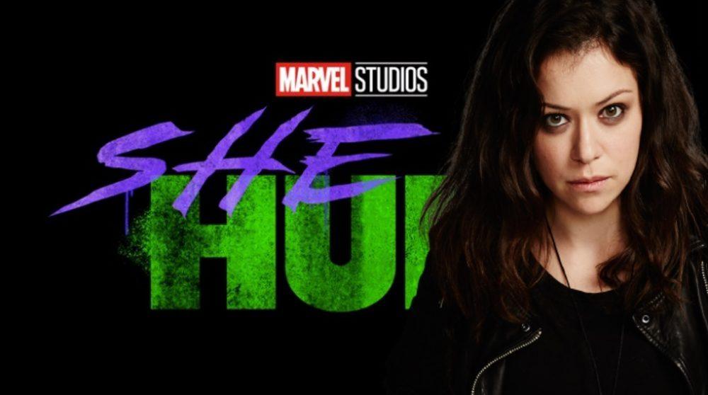 She-Hulk Tatiana Maslany MCU / Filmz.dk