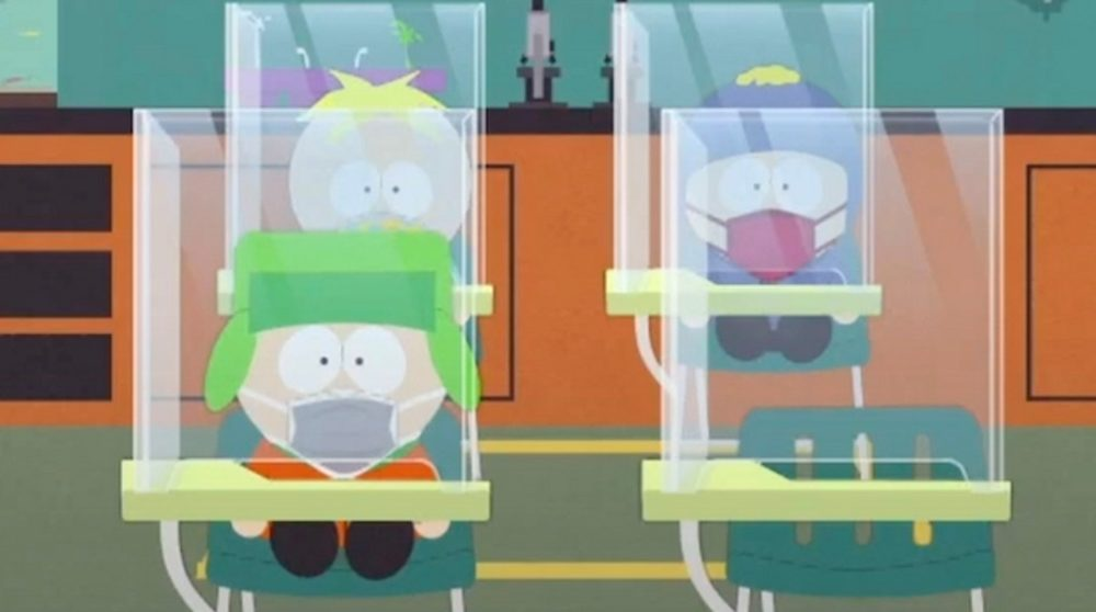 South Park HBO Max trailer Pandemic Special corona / Filmz.dk