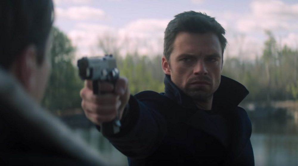 The Falcon and the Winter Soldier 2021 / Filmz.dk