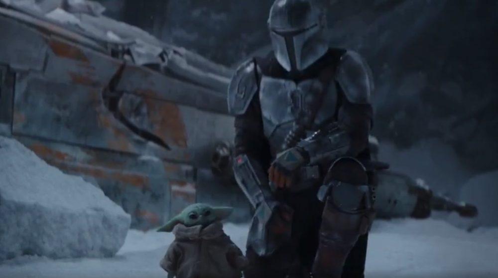 The Mandalorian Sæson 2 trailer Star Wars / Filmz.dk