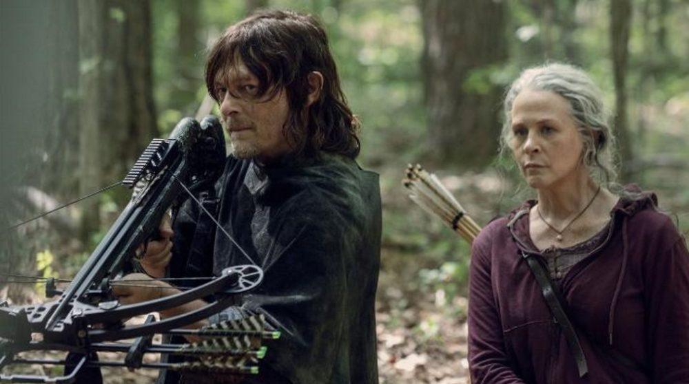 The Walking Dead sidste sæson 11 / Filmz.dk