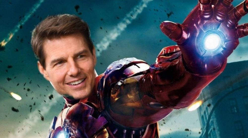 Tom Cruise Iron Man Doctor Strange 2 MCU / Filmz.dk