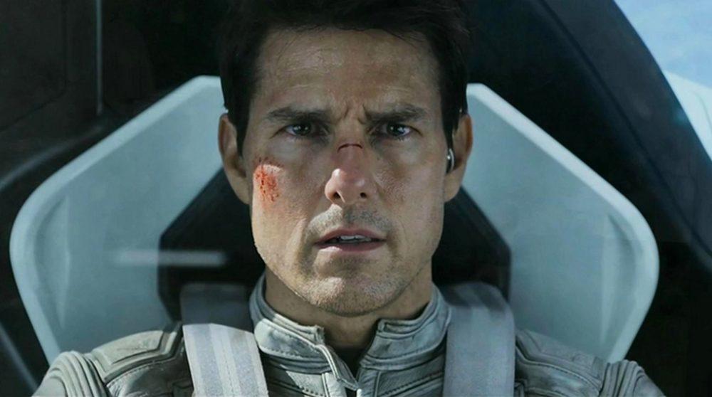 Tom Cruise Space X rummet 2021 / Filmz.dk