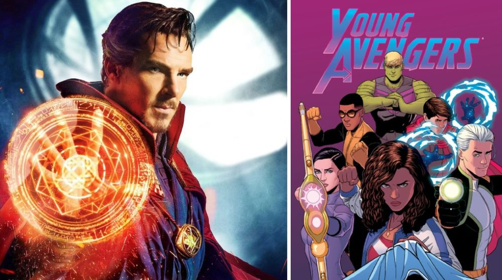 Young Avengers MCU Doctor Strange 2 / Filmz.dk