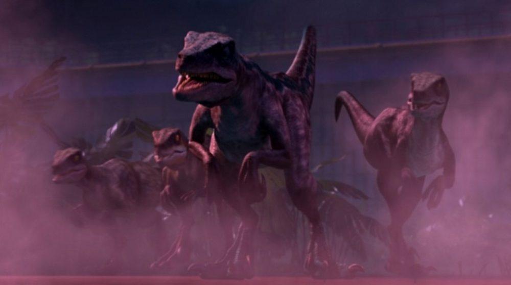 Jurassic World: Camp Cretaceous Sæson 2 trailer Netflix / Filmz.dk