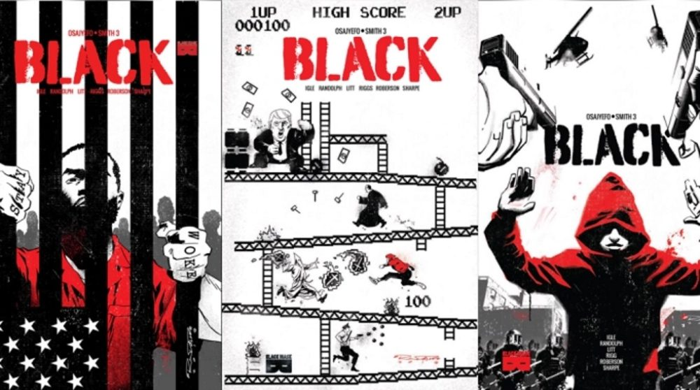 Black sorte superhelte / Filmz.dk