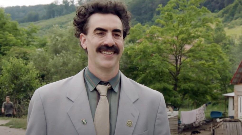 Borat 2 anmeldelse / Filmz.dk