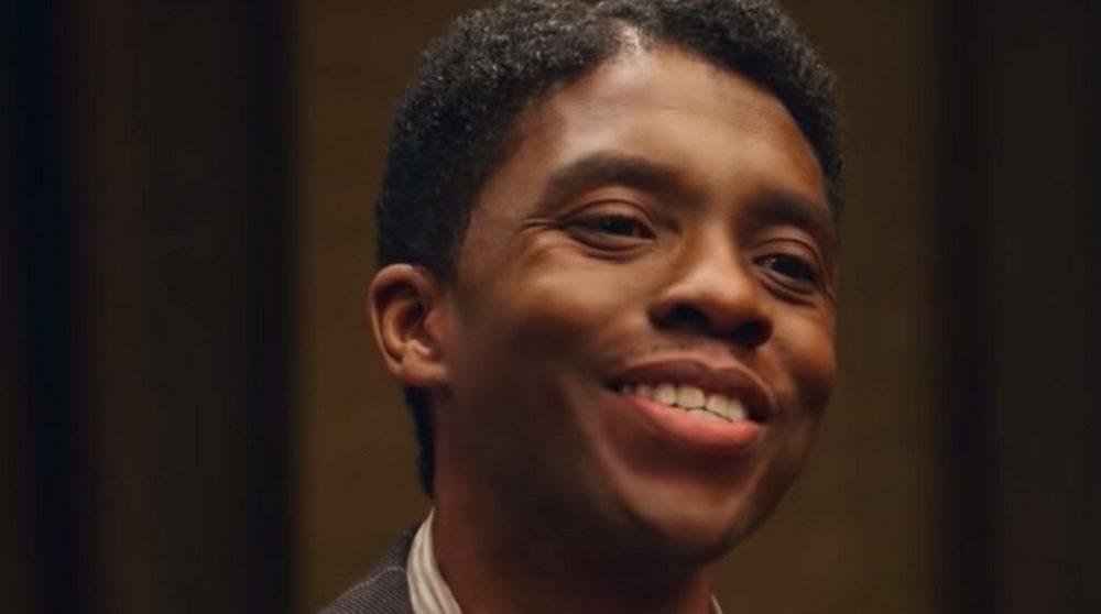Chadwick Boseman Oscar Netflix kampagne / Filmz.dk