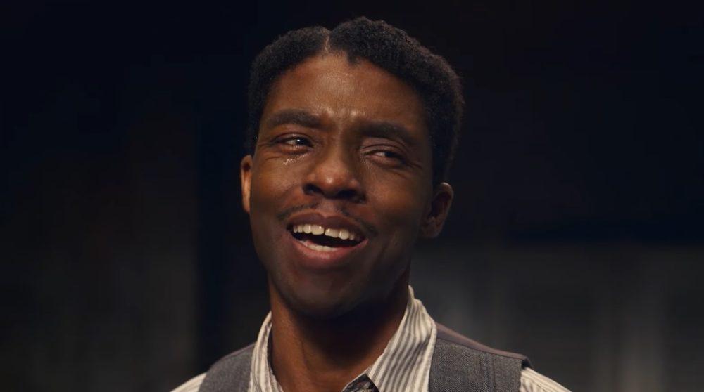 Chadwick Boseman Netflix trailer / Filmz.dk