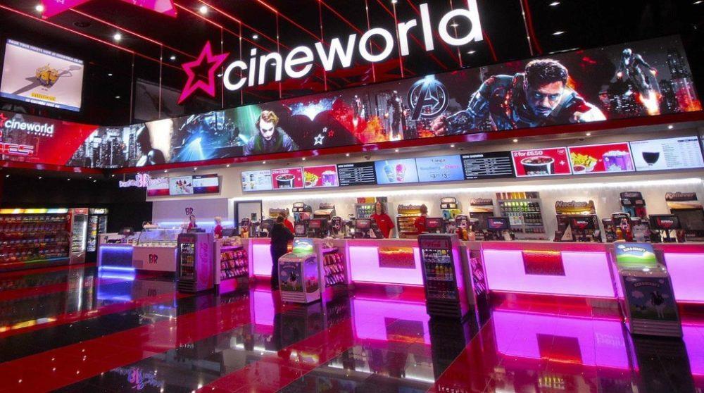 Cineworld lukker / Filmz.dk