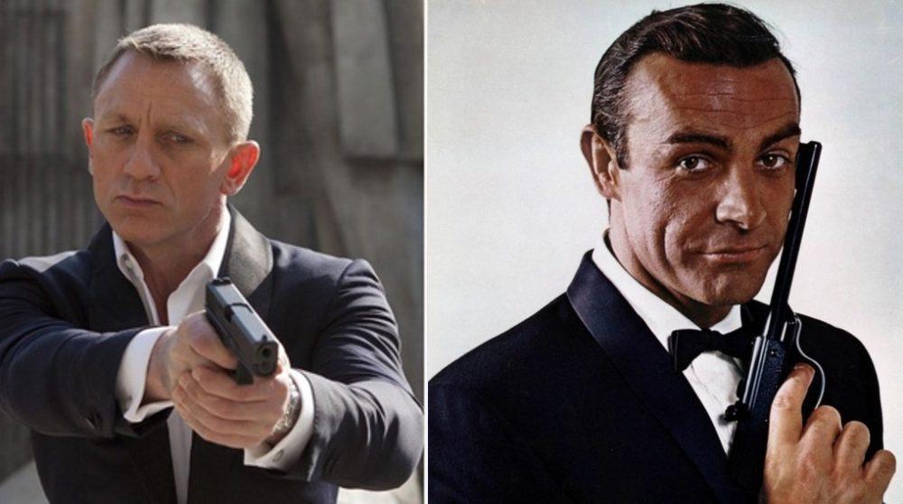 Daniel Craig reagerer død Sean Connery / Filmz.dk