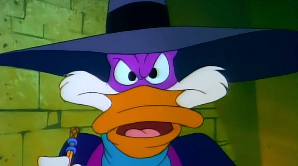 Darkwing Duck Disney Plus Danmark derfor Luftens helte Disney Sjov / Filmz.dk