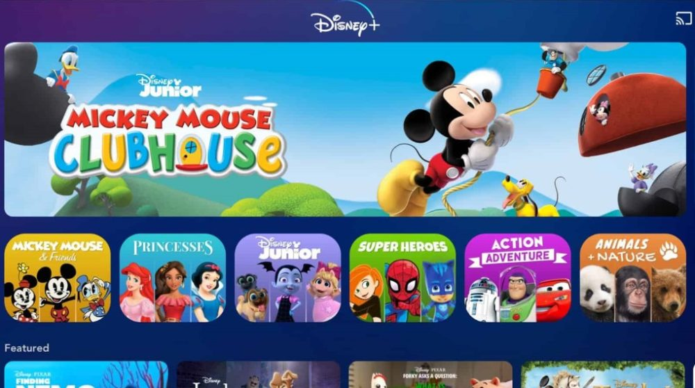 Disney strategi Plus streaming over biograf / Filmz.dk