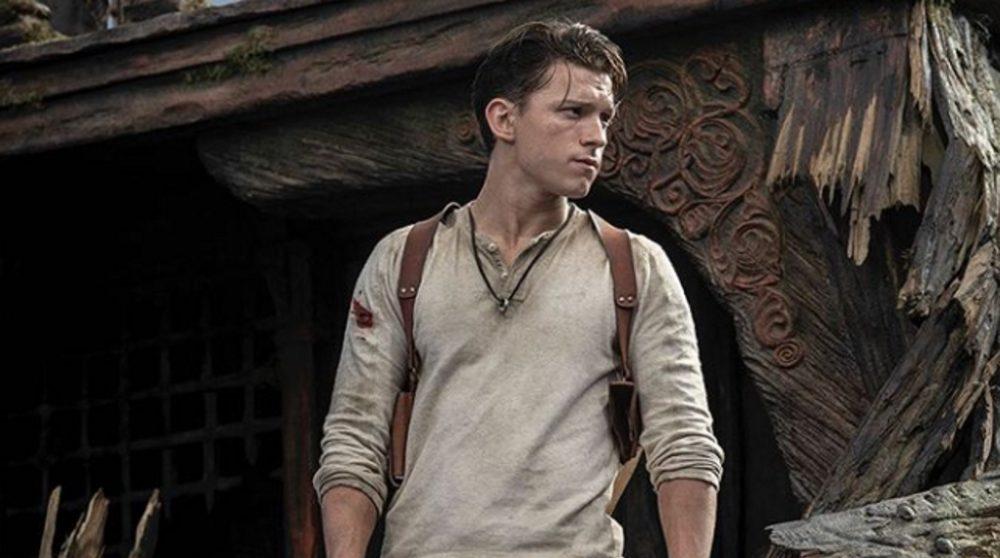 Første kig Uncharted Tom Holland / Filmz.dk