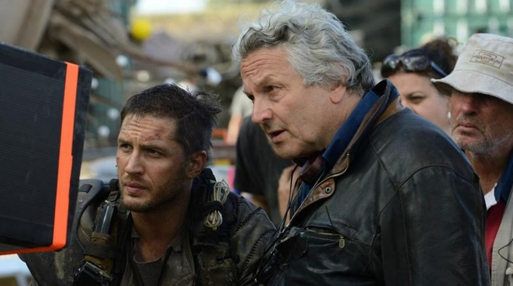 George Miller manuskript Mad Max fury Road / Filmz.dk